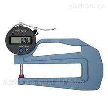 日本TECLCOK得乐 数显式厚度表厚度测量仪