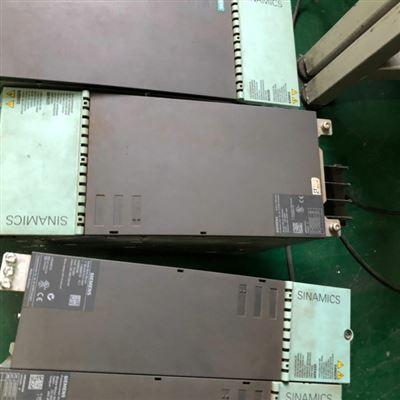 修复解决西门子系统S120电气柜模块黄灯不亮