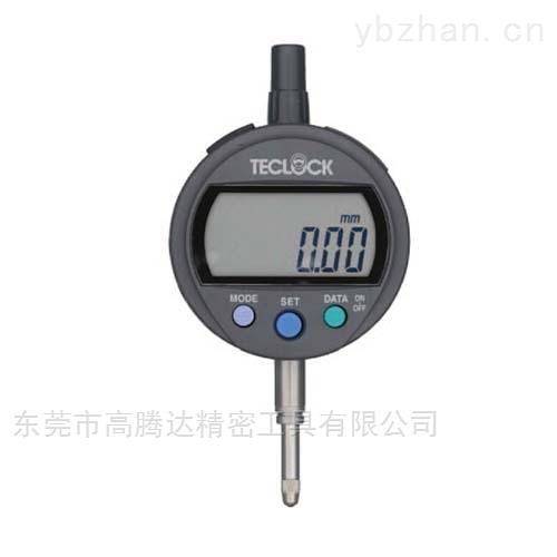 日本TECLCOK得乐数显电子量表0.01/0.001mm