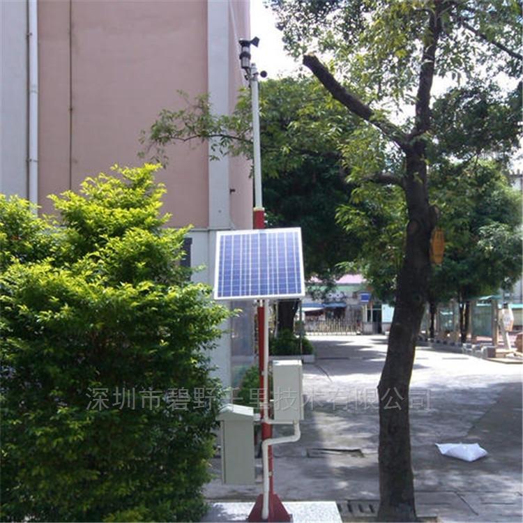 校园自动气象站的功能特点