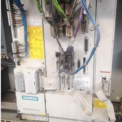 十年專修西門子810D控制器數碼管顯示A50