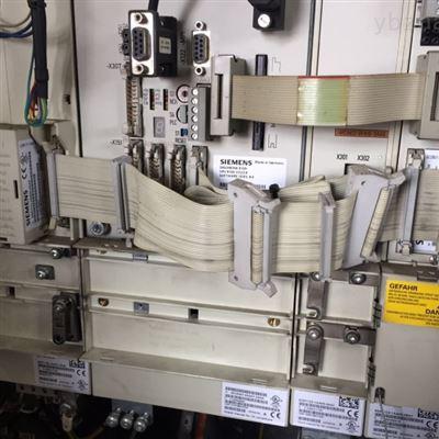 十年解决西门子810D加工中心轴控制器显示1死机