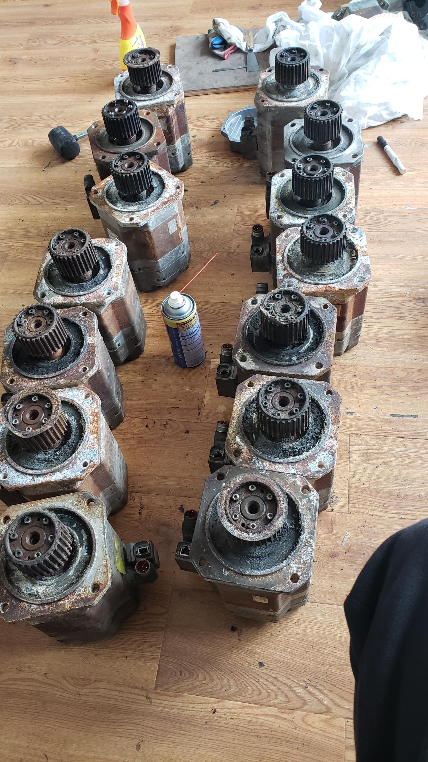 西门子电机抖动当天检测维修