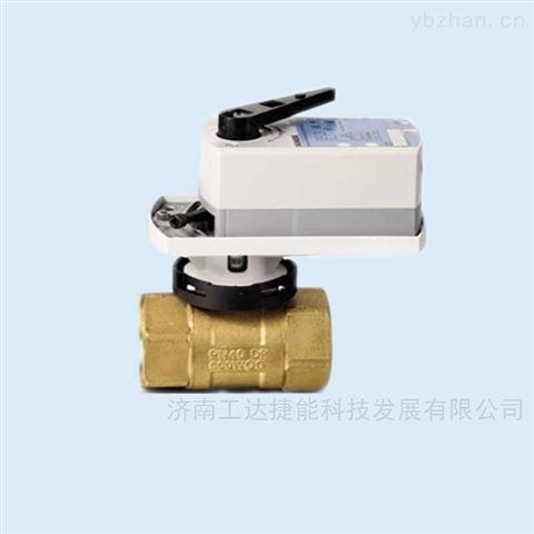 苏州VBI61.20-6.3西门子电动三通球阀