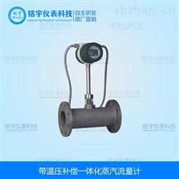 温压补偿一体化蒸汽流量计饱和蒸汽