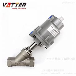 VT-J气动角座阀选型,法登气动 角座阀应用