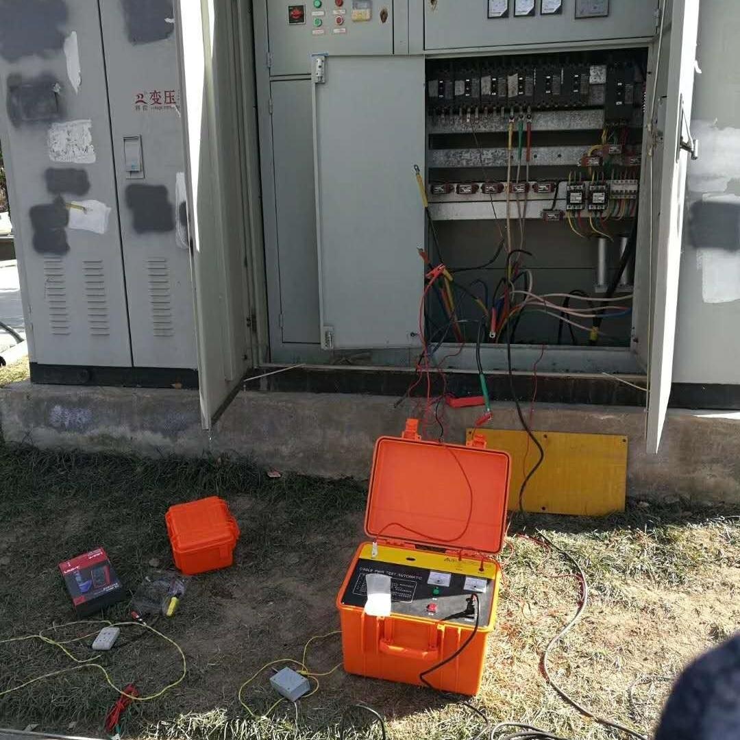 脉冲电缆故障测试仪程控
