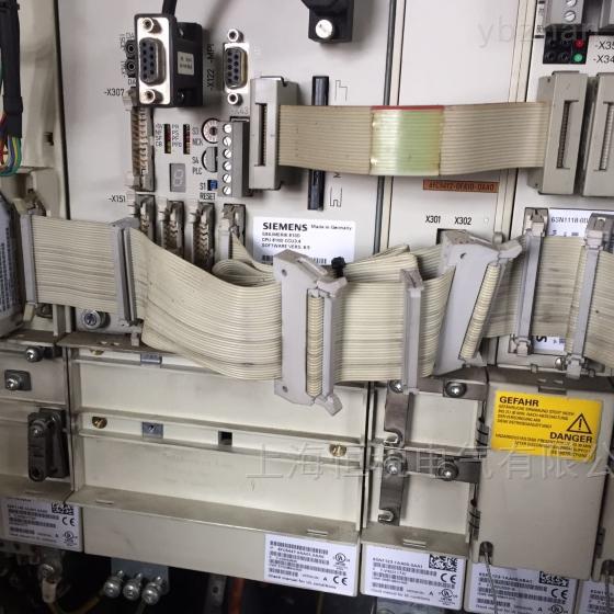 西门子数控840d床子ncu控制器指示灯全亮