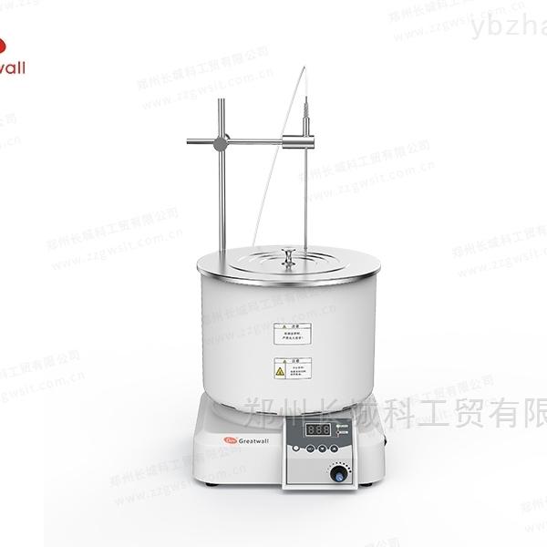 加深锅集热式恒温磁力搅拌器