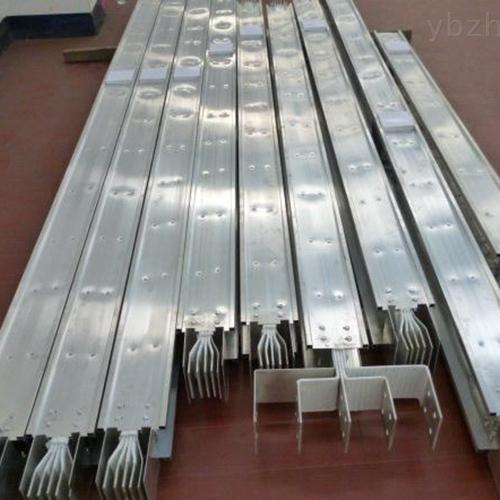 安装3500A铝合金母线槽