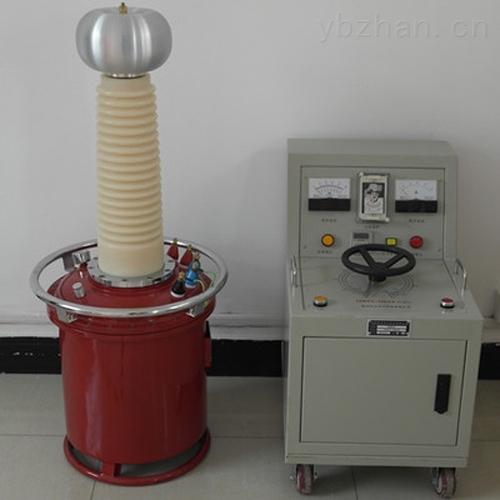 充气式试验变压器国测