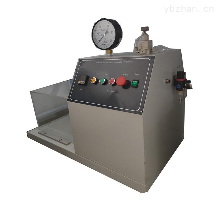 防护手套抵抗渗透性测验仪制造