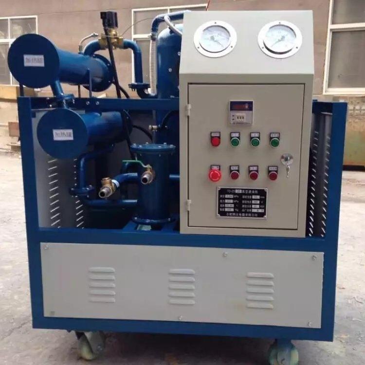 380V真空滤油机用途
