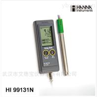HI99131防水型便携式电镀槽pH/温度测定仪