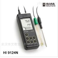 HI9124C防水型便携式pH/温度测定仪
