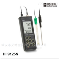 HI9125DC防水型便携式pH/ORP/温度测定仪
