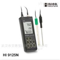 HI9125B/C防水型便携式pH/ORP/温度测定仪