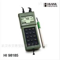 HI98185D防水型便携式pH/ORP/ISE/温度测定仪