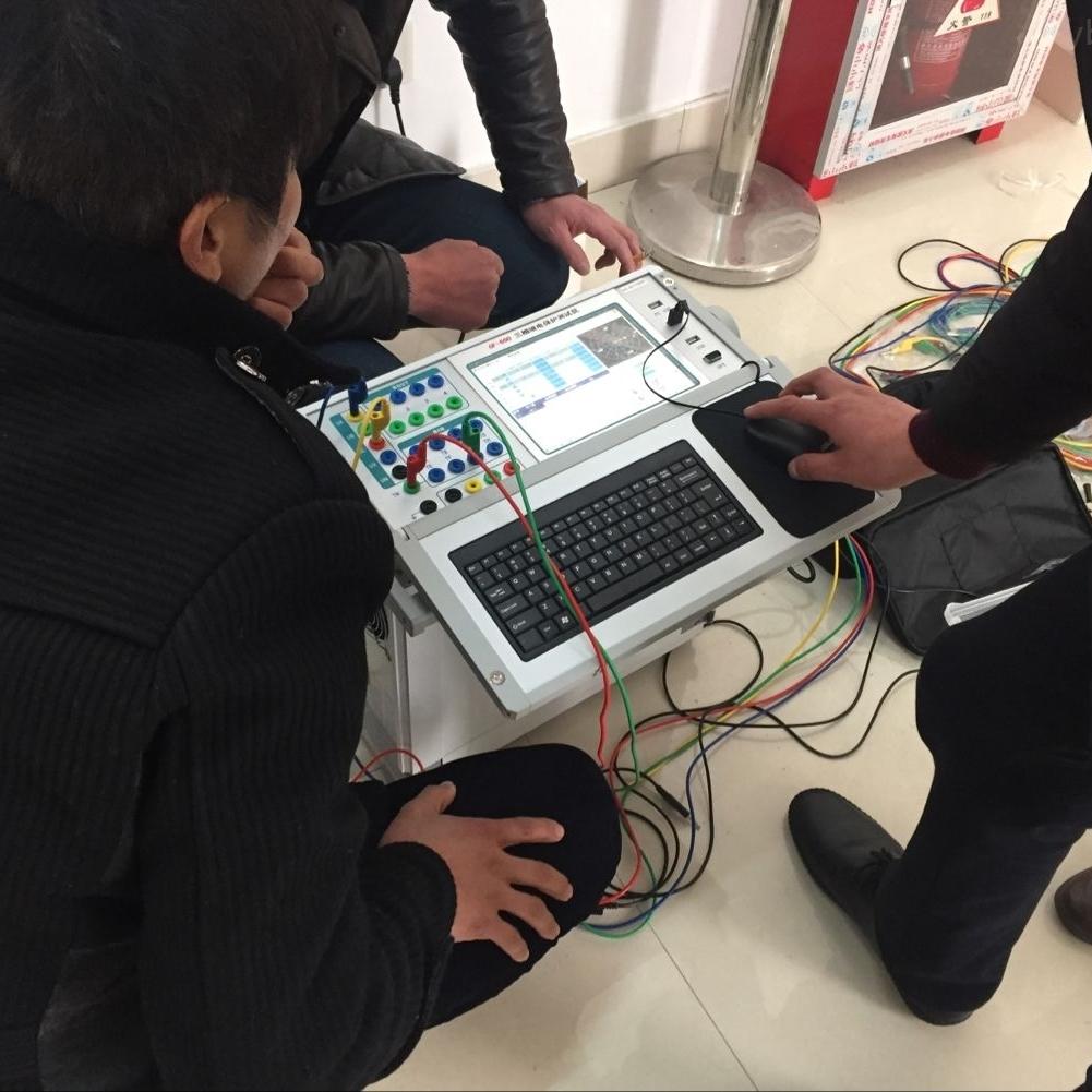 SH微机继电保护测试仪