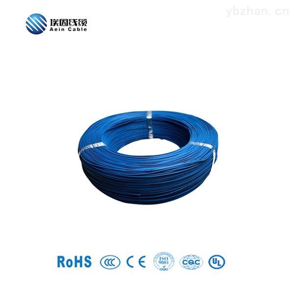 UL美标电源信号线UL2586-10*24AWG护套电缆