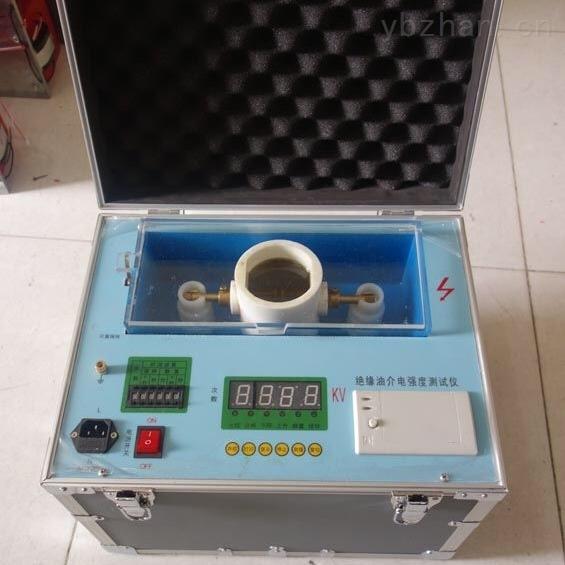 绝缘油介电强度测试仪自动
