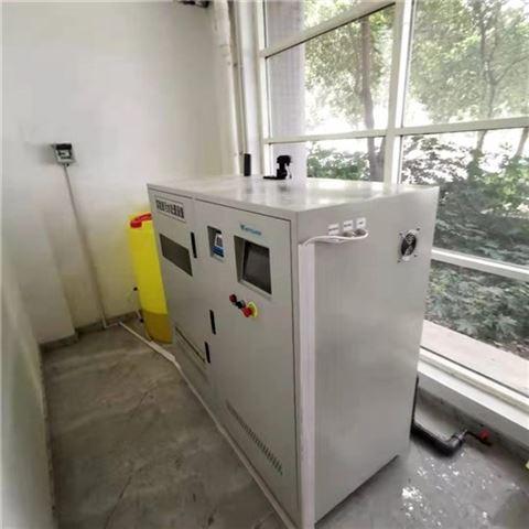 乡镇医院医疗废水处理设备外观