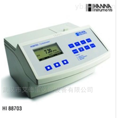 台式多量程浊度测定仪
