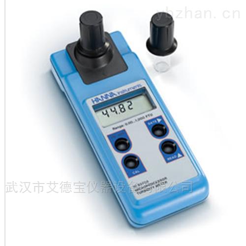 便携式浊度测定仪