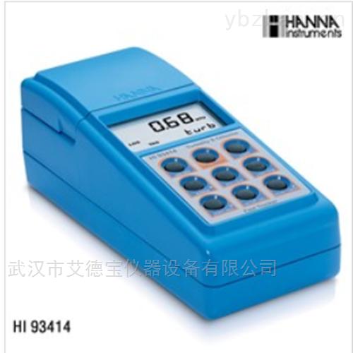 高精度浊度/余氯/总氯分析测定仪