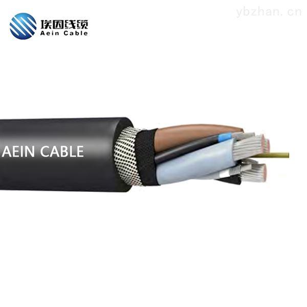 橡套矿用卷筒电缆NSHTOU