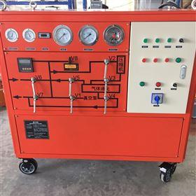 防护型SF6气体回收装置