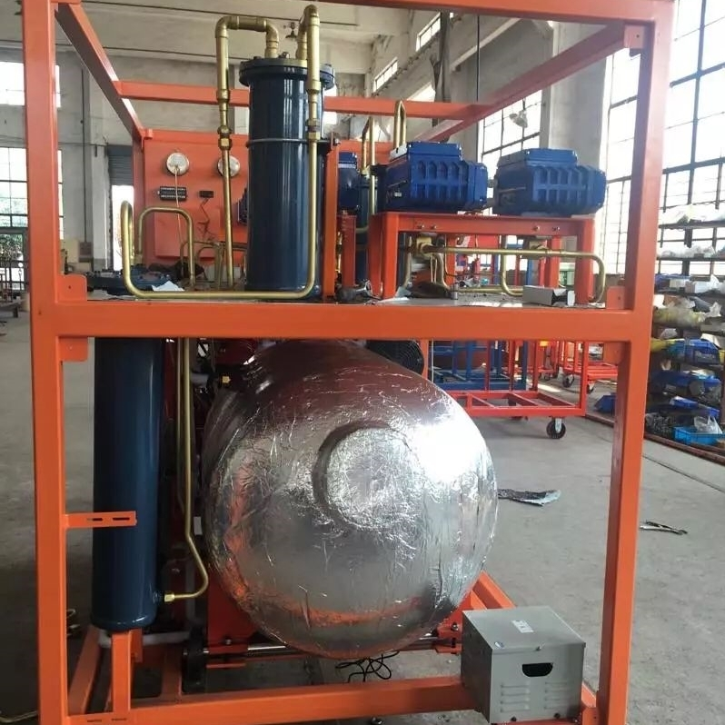 SF6气体高压回收装置