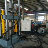 弹簧-高温疲劳试验机结构
