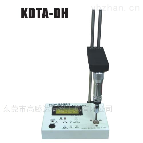 日本KANON中村数显式扭力起子校正器KDTA-DH