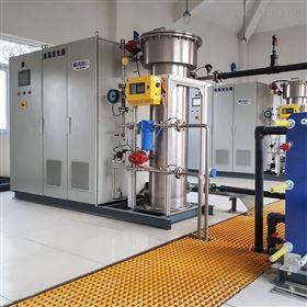 HCCF空气源臭氧发生器-泳池水处理设备改造