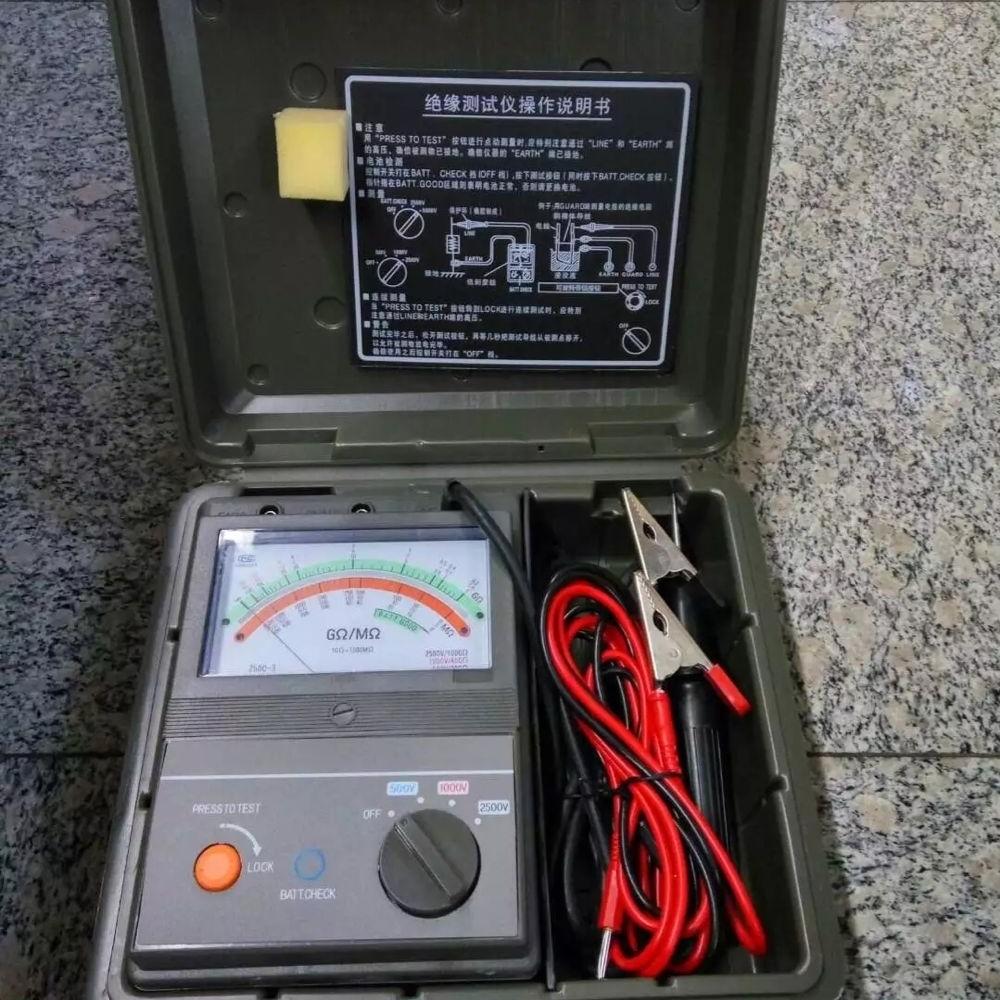 绝缘电阻测试仪效率高