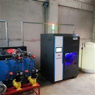 HCCL一体化次氯酸钠发生器水处理消毒设备