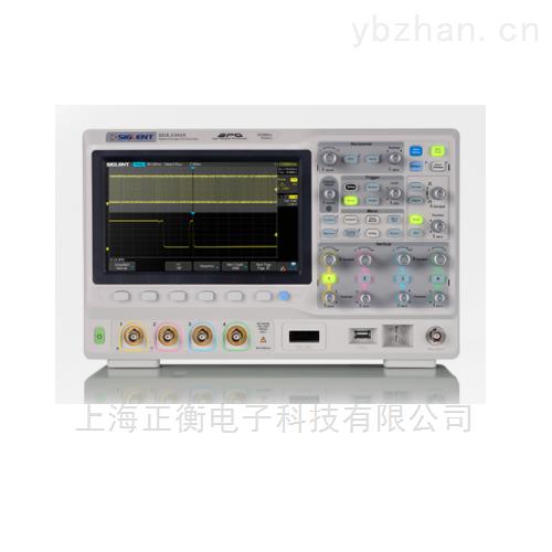 SDS2000X 系列超级荧光示波器
