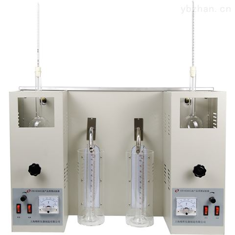 SYD-6536A型 石油产品蒸馏试验器(双管)