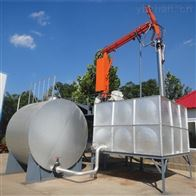 PLGX 一 30 火车油罐快速卸放装置