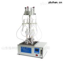 GL-6224水质硫化物酸化吹气仪4联