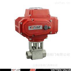 Q961F电动焊接高压防爆球阀 小口径焊接电动球阀