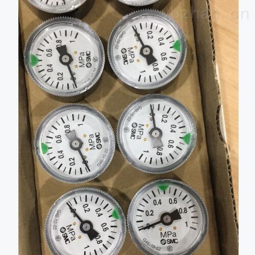 日本SMC压力表正品 G46-10-01M-C