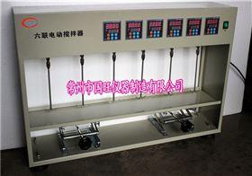 JJ-4D数显四联异步电动搅拌器