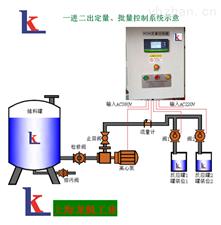 盐酸定量控制系统
