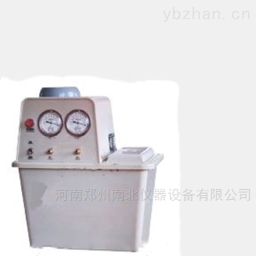 SHB-IIIS型循环水式多用真空泵