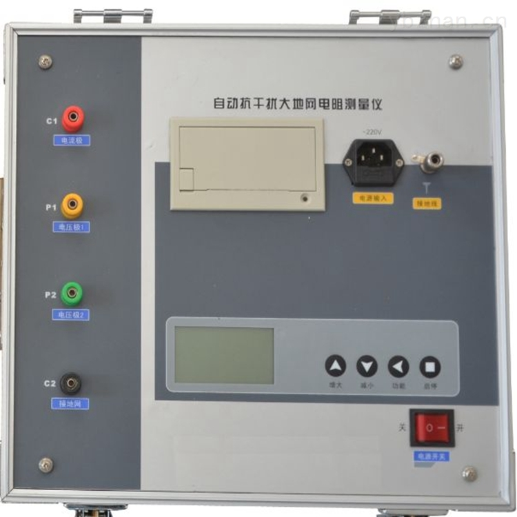 自动抗干扰大地网接地电阻测试仪厂家