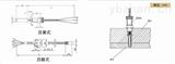 YJWZCM、WZPM端面熱電阻