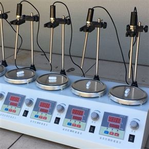 HJ-6B双数显恒温磁力搅拌器