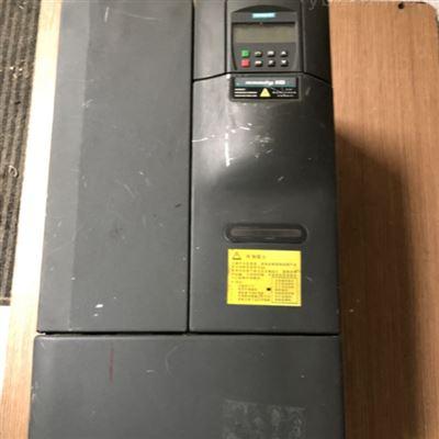 修复解决西门子变频器MM440上电显示横杠